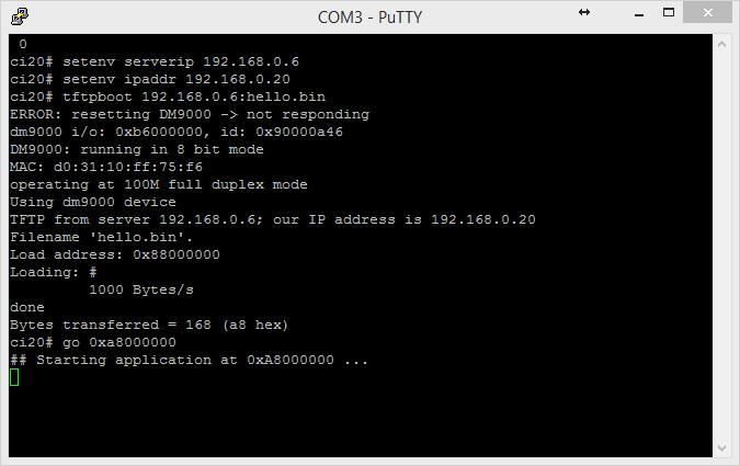 2015-08-02 - Putty Console